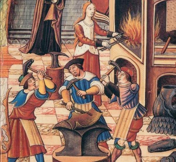 Средневековая Флоренция