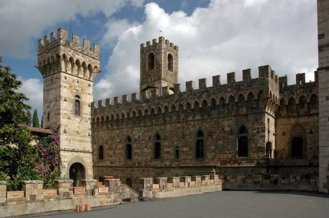 Замки Тосканы с дегустацией вина